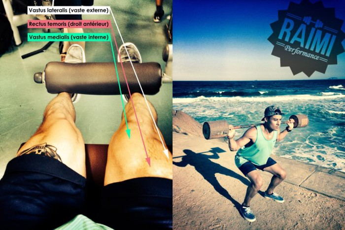leg-extension vs squat!